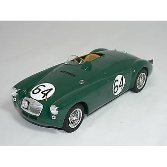 MG MGA EX182 No64 (Le Mans 1955) Diecast Model Car