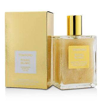 Tom Ford Private Blend Soleil Blanc schimmernden Körper Öl-100ml/3,4 Unzen