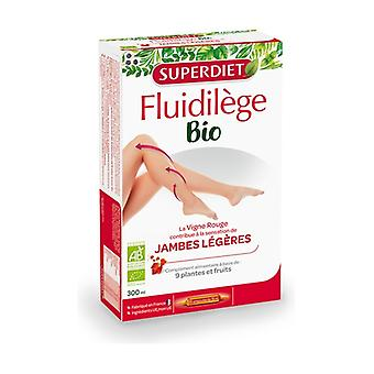 Fluidilege Light Legs 20 bulbs
