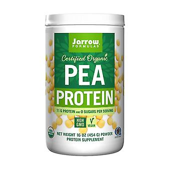 Organic Pea Protein Certified 454 g of powder