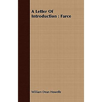 A Letter Of Introduction - Farce by William Dean Howells - 97814437112