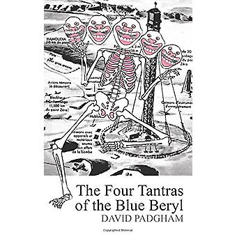 The Four Tantras of Blue Beryl by David Padgham - 9781911079941 Book
