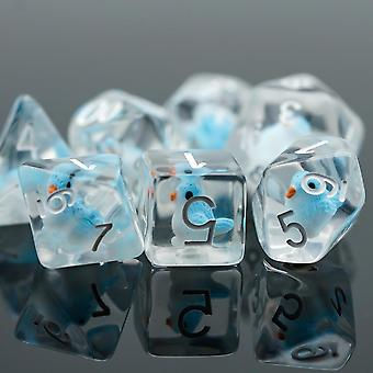 Polyhedral Games Dice Set For Table Games