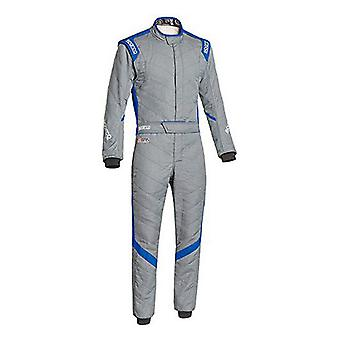 Racing jumpsuit Sparco R541 RS7 Blue Grey (Size 62)
