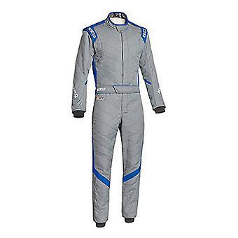 Racing jumpsuit Sparco R541 RS7 Blauw Grijs (Maat 62)