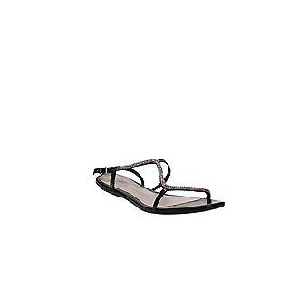 Schutz   Georgia Lee Embellished Slingback Sandals