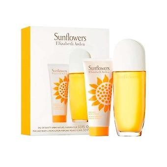 Elizabeth Arden Sunflowers, Travel Case 2 Items