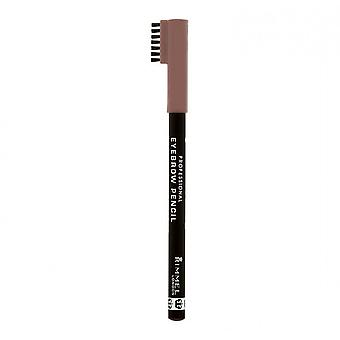 rimmel profesjonell øyenbryn blyant - 002 hassel