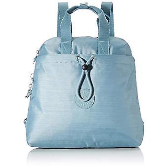 Kipling GOYO M, Women's Casual Backpack, Navy Polishing, One Size