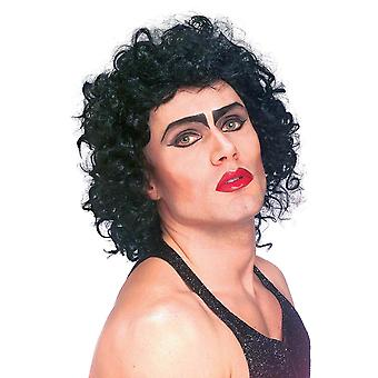 Frank N Furter el Rocky Horror Show peluca traje de los hombres