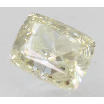 معتمد 0.82 قيراط I لون VVS1 وسادة الماس فضفاضة الطبيعية 5.39x4.52mm