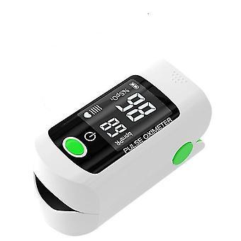 نبض الإصبع الأسود oximeter تشبع الأكسجين في الدم رصد نبض الإصبع oximeter az9274