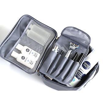 New Waterproof Toiletry Bag Storage Bag Cosmetic Bath Carrying Case ES3212