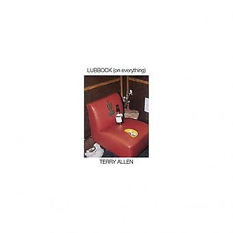 Terry Allen - Lubbock (On Everything) CD