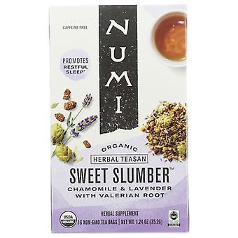 Numi Tea Tea Sweet Slumber, Case of 6 X 16 Bags