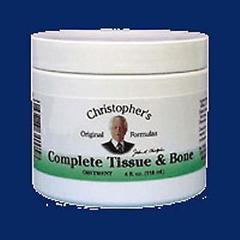 Dr. Christophers Formulas Complete Tissue & Bone Ointment, 2 oz