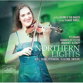 Ole Bull / Vasks / Atterberg / Eliasson / Sibelius - Northern Lights [SACD] USA import