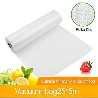 1 Roll Vacuum Fresh-keeping Bag Sealer Food Storage Bags Packaging Film Bag