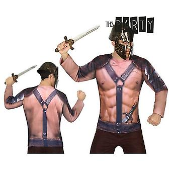Adult T-shirt 7697 Male gladiator