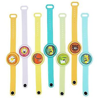 Anti Mosquito Repellent Patch Bracelet Wristband Bands Travel Insect Camping For Kids And
