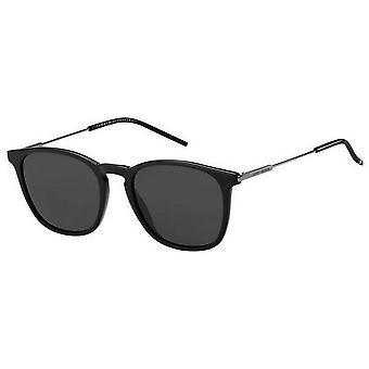 Tommy Hilfiger Preppy Sunglasses - Black