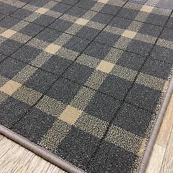 Mattor - majestätiska Buckingham skotskrutiga mattor - skräddarsydda