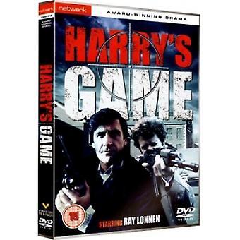Harrys Game DVD