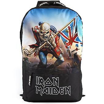 Rock Sax Iron Maiden Trooper Ryggsäck