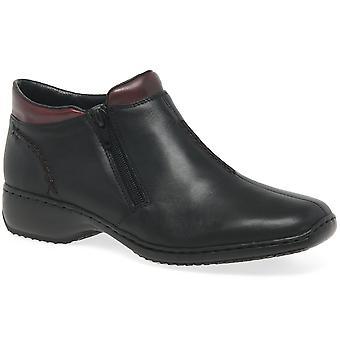أحذية الكاحل عارضة المرأة رذاذ Rieker