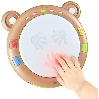 Toddler Toy Baby Musical Electronic Toys,babies Drum Musical Instruments