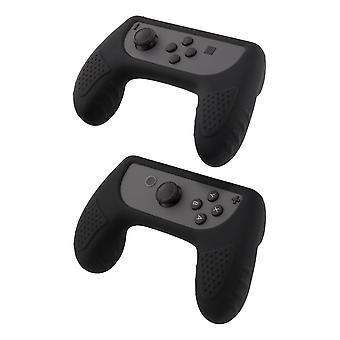DELTACO GAMING silicone grip for Nintendo Switch Joy-Con, black