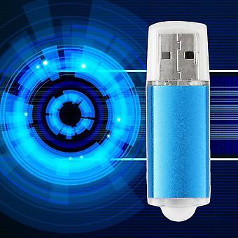 32 Gb 32gb Usb 2.0 Mini Thumb Memory Stick Pen Flash Drive Blauw