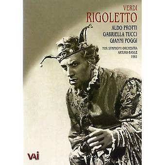 G. Verdi - Rigoletto [DVD] USA import