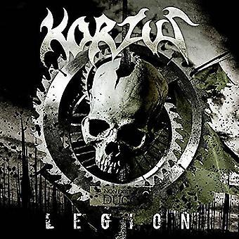 Korzus - Legion [CD] USA import