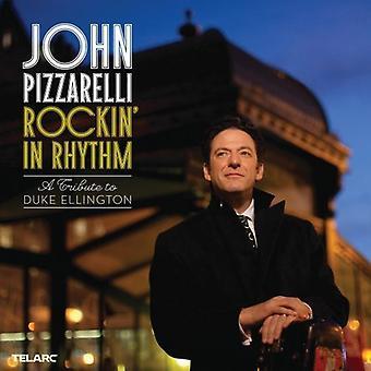 John Pizzarelli - Rockin' in Rhythm: Duke Ellington Tribute [CD] USA import