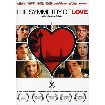 Symmetry of Love [DVD] USA import