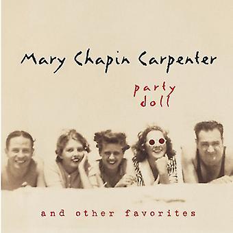 Mary Chapin Carpenter - importazione USA partito bambola & Other Favorites [CD]