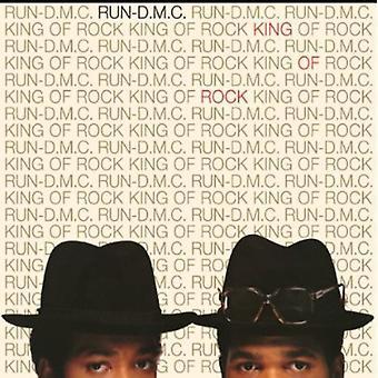 Run Dmc - importeren King of Rock [Vinyl] USA