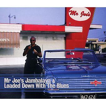 Mr Joe's Jambalaya - Mr Joe's Jambalaya [CD] USA import