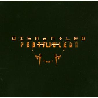 Dismantled - Post Nuclear [CD] USA import