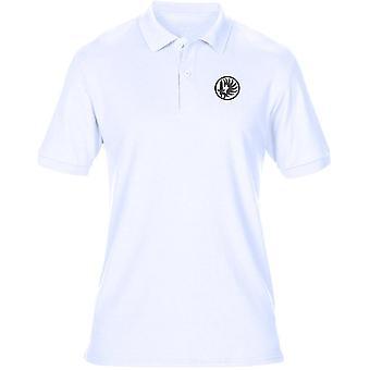 Französische Fremdenlegion 2. Paarchute Regiment - Logo - Stickerei Herren Polo-Shirt