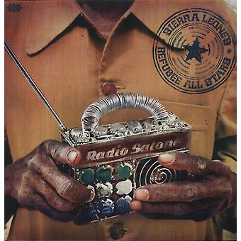 Sierra Leone's Refugee All Stars - Radio Salone [Vinyl] USA import