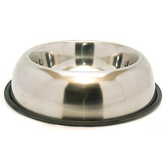 Rosewood Non Slip Stainless Steel Pet Bowl