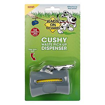Bags On Board Cushy Dispenser (14 Bags)