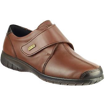 كوتسوولد السيدات كرانهام اللمس ابزيم براون ماء الأحذية والجلود