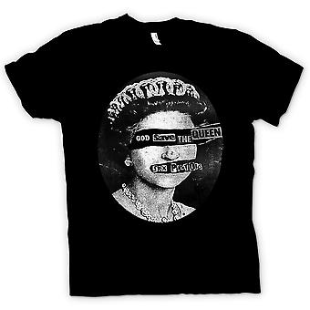 Kids t-shirt - God Save The Queen - Punk