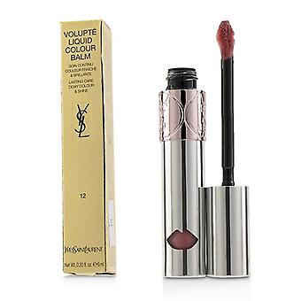 Yves Saint Laurent Volupte Liquid Colour Balm - # 12 Chase Me Nude - 6ml/0.2oz