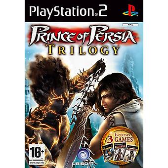 Prince Of Persia Trilogy (PS2) - New Factory Sealed
