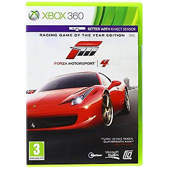 Forza Motorsport 4 Spiel des Jahres - Neu