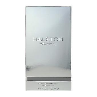 Halston Woman Eau De Parfum Spray 3.4Oz/100ml New In Box